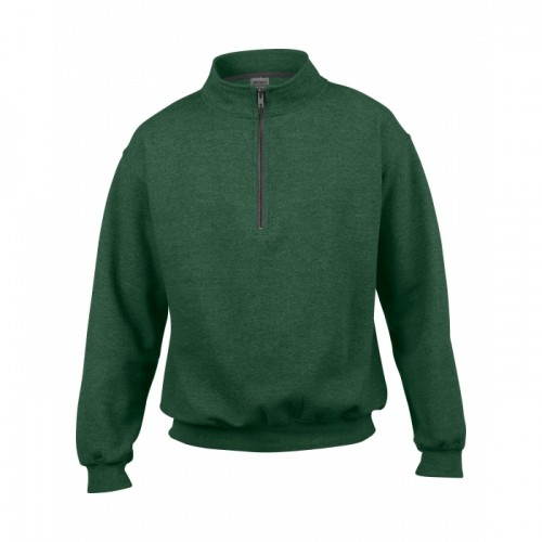 Gildan Adult Vintage Cadet Collar Sweatshirt