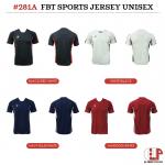FBT Sports Jersey Unisex #281A