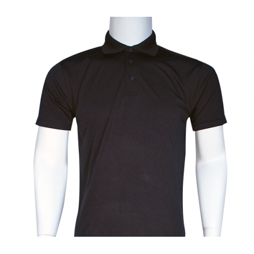 El Print Dry Fit Interlock Polo Shirt