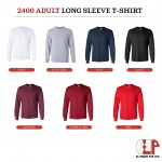 Gildan Ultra Cotton Adult Long Sleeve T-Shirt