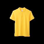 Adult cotton double pique sport shirt