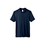 Adult CVC double pique sport shirt