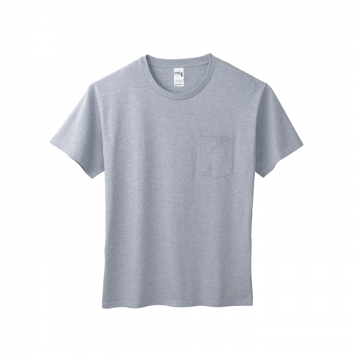 Adult t-shirt with pocket