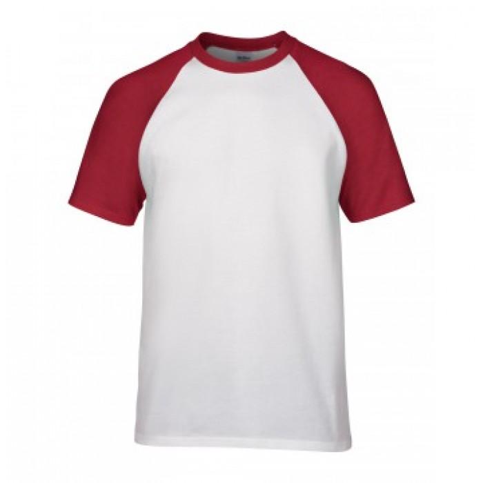 Gildan Raglan T Shirt