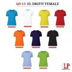 Dry Fit T-Shirt  (Female)