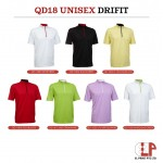 QD18 Unisex Dry Fit