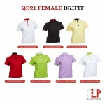 QD21 Female Dry Fit