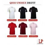 QD25 Unisex Dry Fit