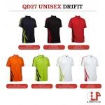 QD27 Unisex Dry Fit