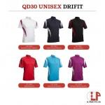 QD30 Unisex Dry Fit