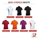 QD31 Unisex Dry Fit