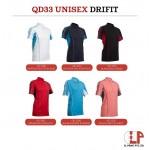 QD33 Unisex Dry Fit