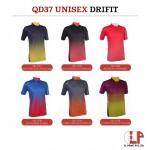 QD37 Unisex Dry Fit