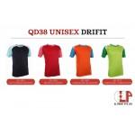 QD38 Unisex Dry Fit