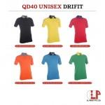 QD40 Unisex Dry Fit