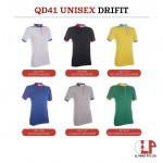 QD41 Unisex Dry Fit