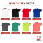 QD42 Unisex Dry Fit
