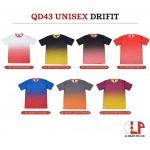 QD43 Unisex Dry Fit