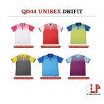 QD44 Unisex Dry Fit