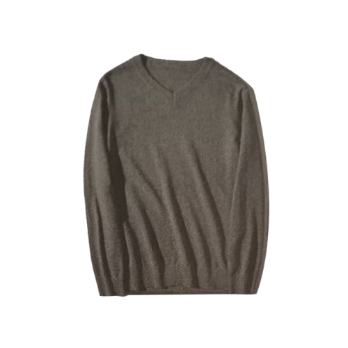 BEAM classic v-neck sweater