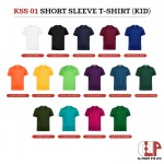 Short sleeve t-shirt (kids)