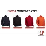 El Print Windbreaker WB04 (Unisex)