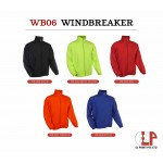 El Print Windbreaker WB06 (Unisex)