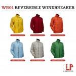 El Print Windbreaker Reversible WR01 (Unisex)