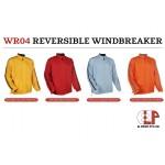 El Print Windbreaker Reversible WR04 (Unisex)
