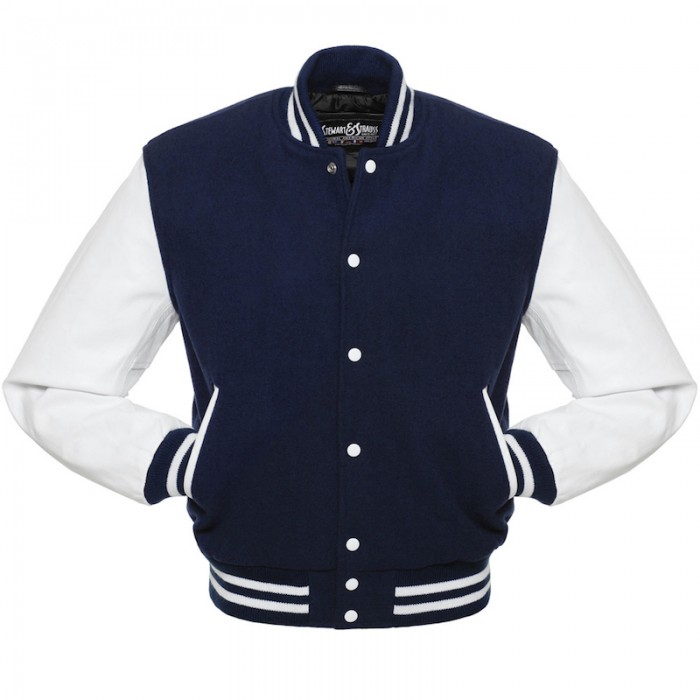 All Black Varsity Jacket